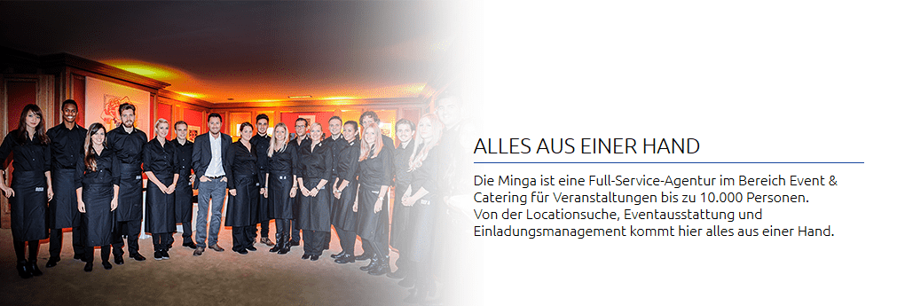 Minga: Events & Catering