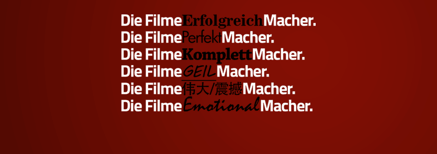Sommer & Co. - Die Filme ... Macher