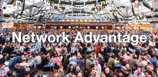 Network Advantage Bild