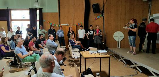 User Generated Content Structuring - Unsere Session beim barcamp Berlin Bild 6