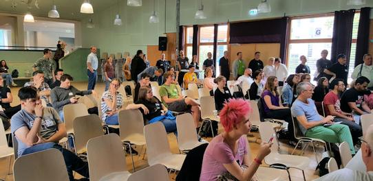 User Generated Content Structuring - Unsere Session beim barcamp Berlin Bild 3