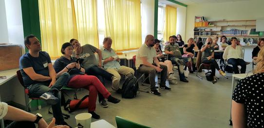 User Generated Content Structuring - Unsere Session beim barcamp Berlin Bild 5