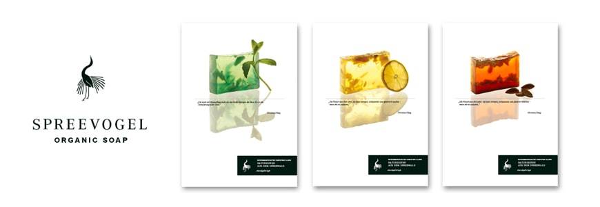 Spreevogel Corporate Design by Daniela Illing