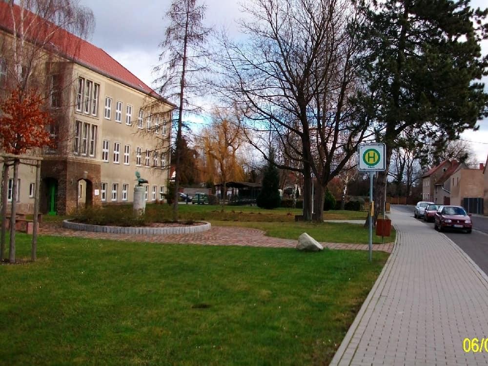 Referenz infrastrukturelle erschlie ung der gemeinde - Denk architekten leipzig ...